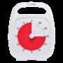 Time Timer PLUS 60 min - Hvid